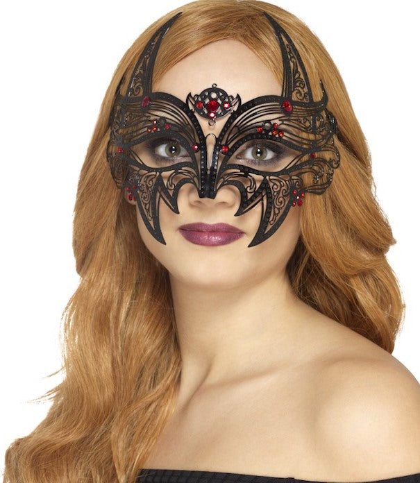 Filigree, Metal Devil Mask