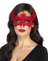 Filigree, Lace Devil Mask