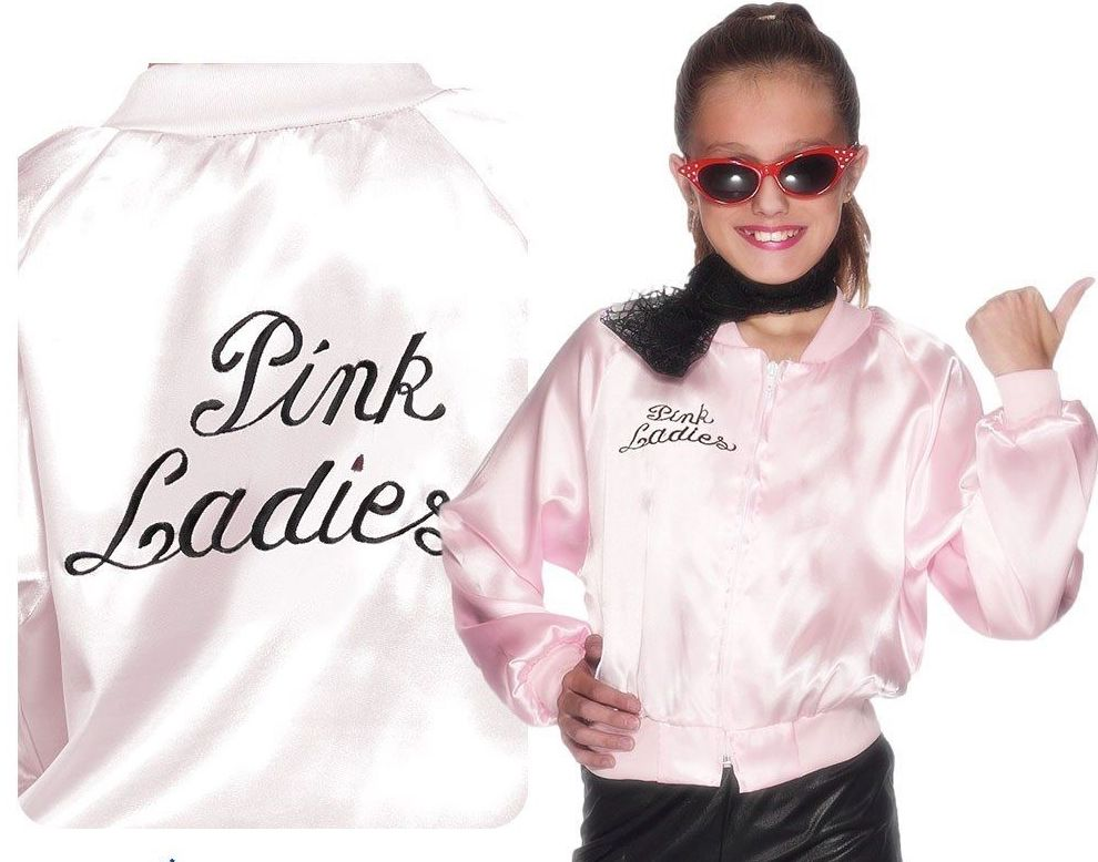 Grease, Pink Lady Jacket