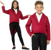 Tailcoat, Red