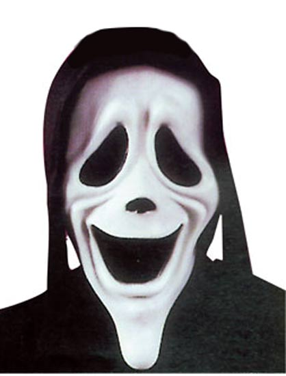 Scream Smiley Mask
