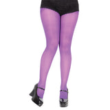 Tights, Opaque, Purple