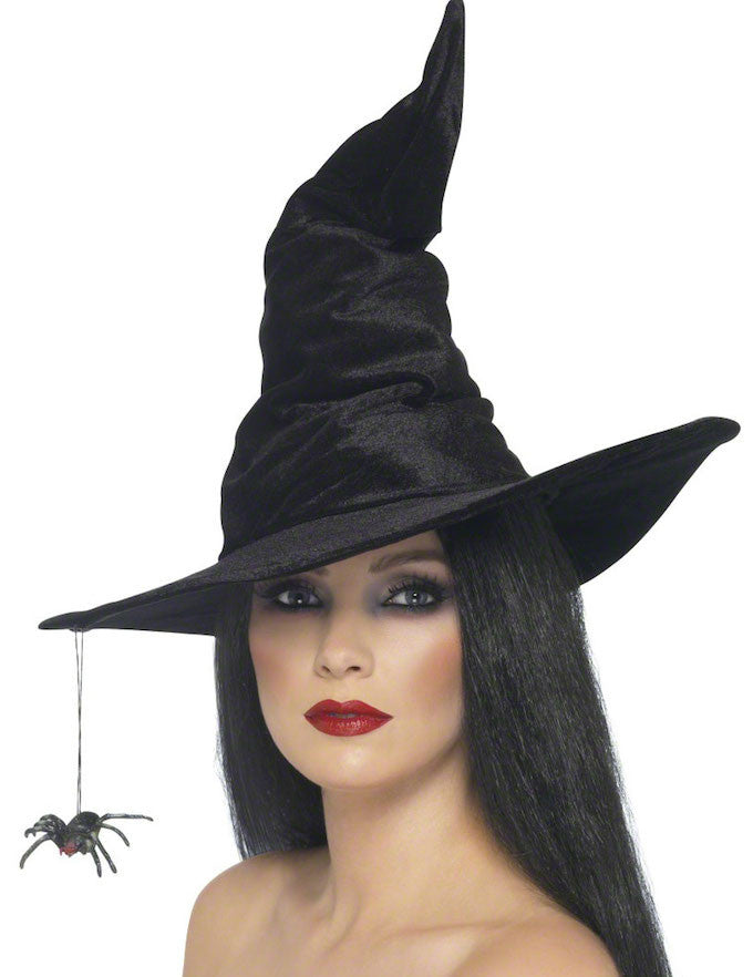 Witch Hat, Hanging Spider