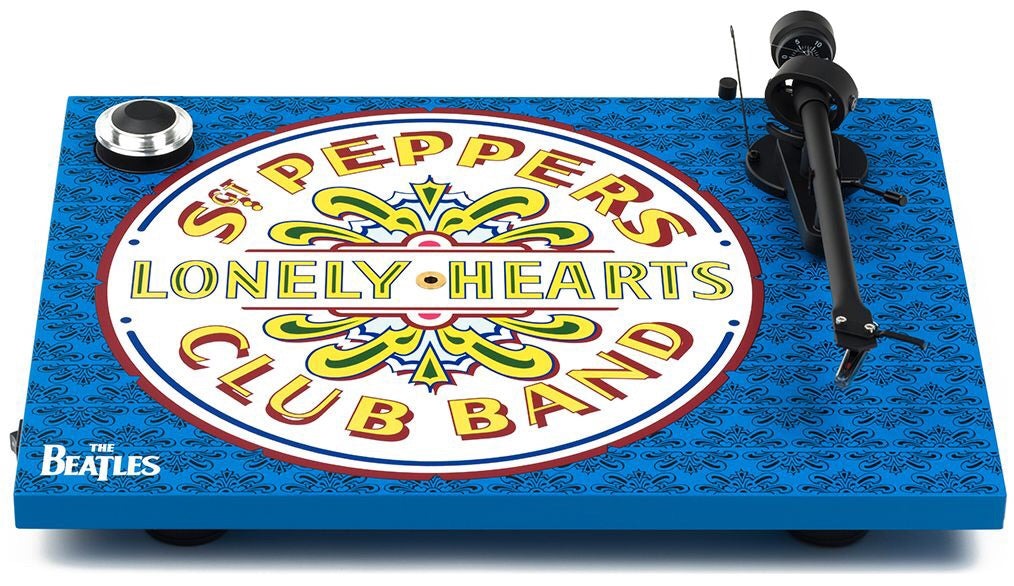 Pro-Ject Essential III Sgt Peppers Lonely Hearts Club (special edition)