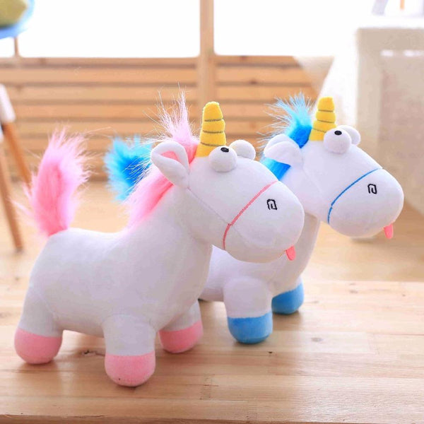 peluche licorne minion 40 cm boutique licorne fandelicorne. Black Bedroom Furniture Sets. Home Design Ideas