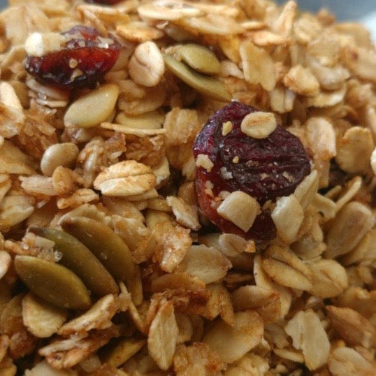 Amazing Granola!   GF/V   Quart jar