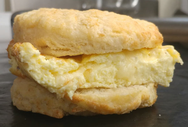 Egg & Cheese Sandwich (Buttermilk Biscuit)