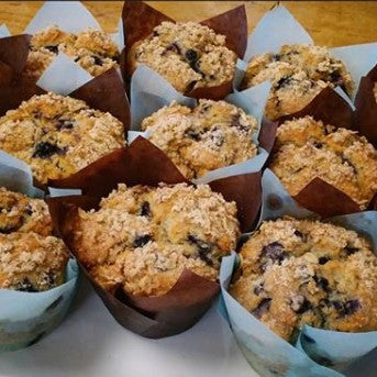 Muffin of the Day GF & Vegan & Nut-Free