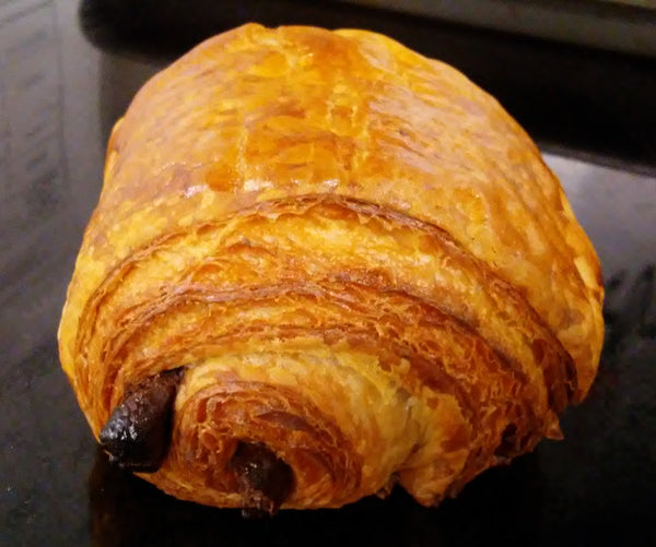Chocolate Croissant -- Order by 10pm Monday