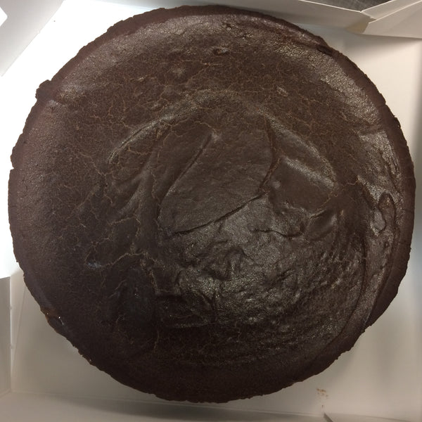 MF Flourless Dark Chocolate Torte