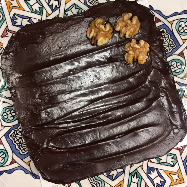 MF Chocolate-Walnut Sheba Cake