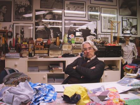 The Man Behind the Fabric – Paolo Sala