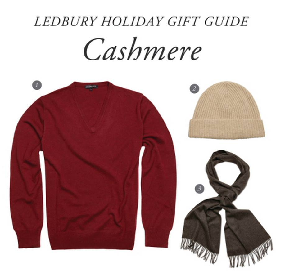 Holiday Gift Guide // Cashmere