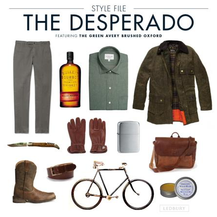 Style File // The Desperado