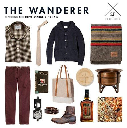 Style File // The Wanderer