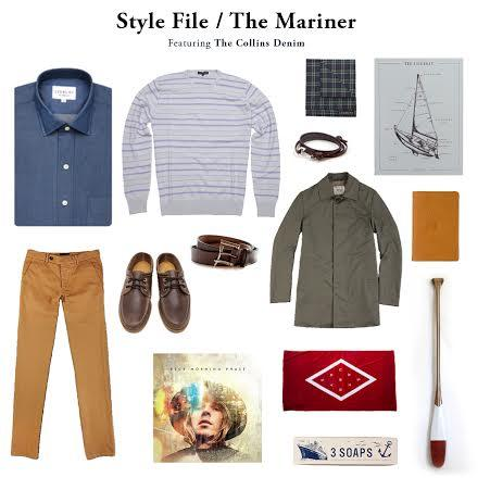 Style File // The Mariner