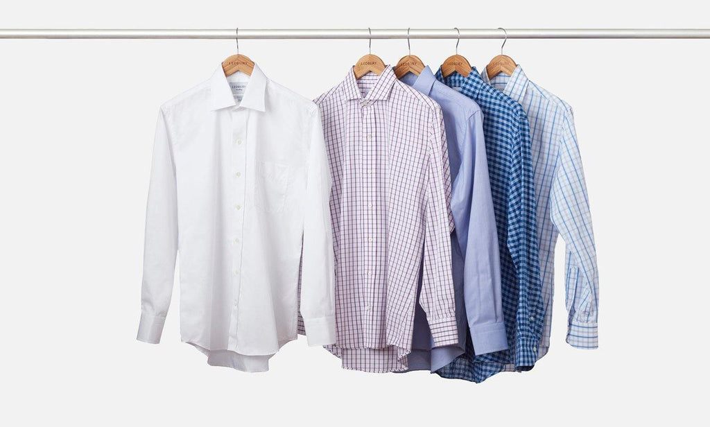 Five Shirts Every Man Should Own: Spring Edition