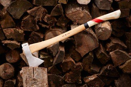 Best Made Axe // A Guide For Splitting Wood