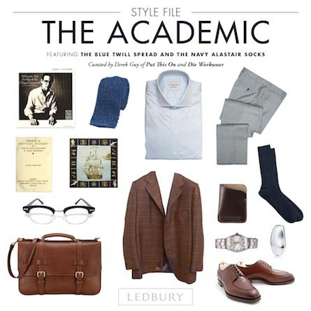 Style File // The Academic