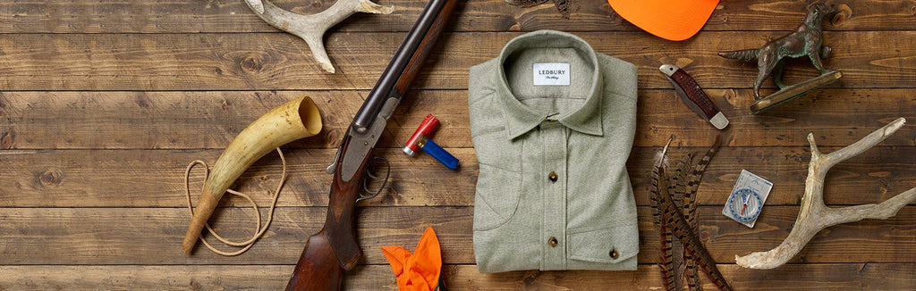 Ledbury Lab: The Hunting Shirt