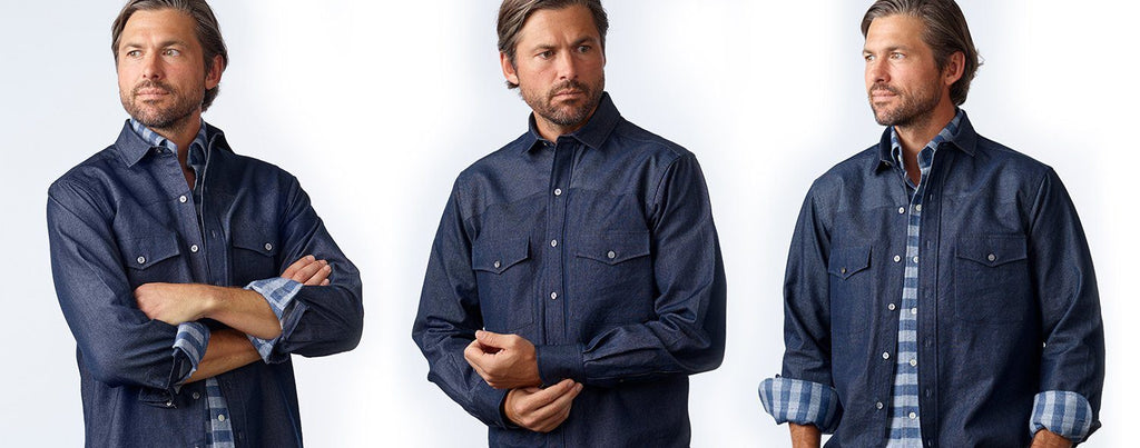 Ledbury Lab: The Western Shirt