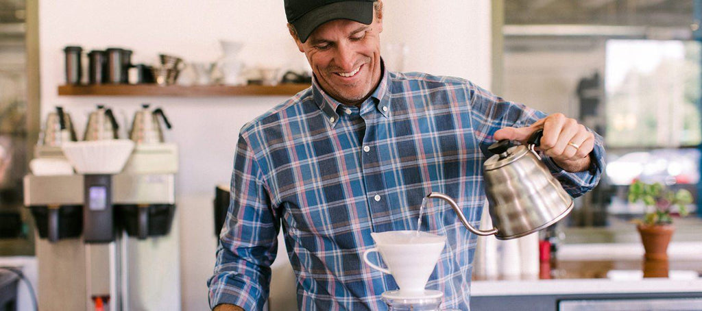 3 Questions with David Blanchard, Founder of Blanchard's Coffee