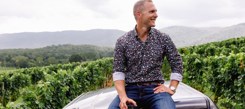 3 Questions with George Hodson, CEO of Veritas Vineyard & Winery