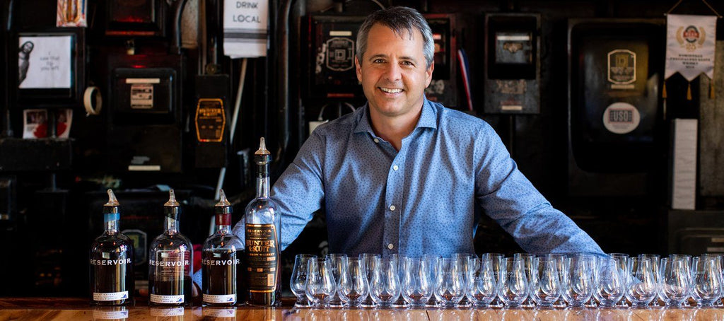 3 Questions with David Cuttino, Founder and Proprietor of Reservoir Distillery