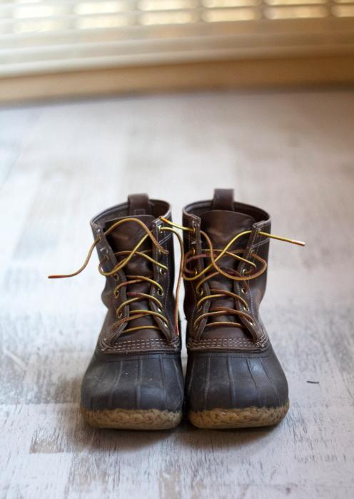 The Goods: The Maine Hunting Boot