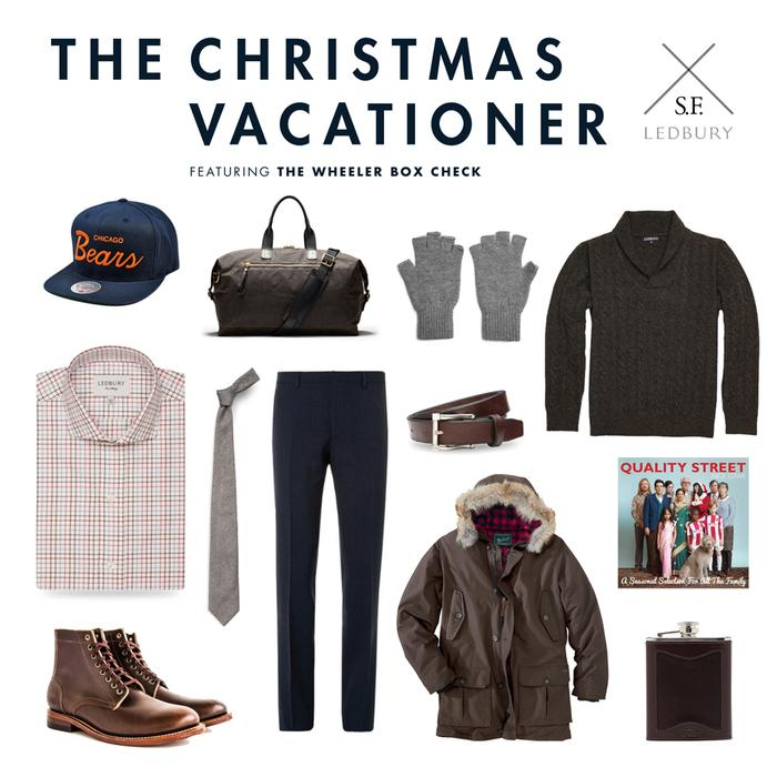 Style File // The Christmas Vacationer