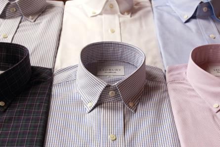 Shirting 101: The Button-Down Collar