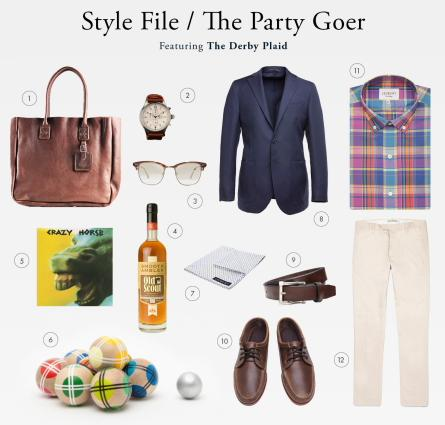 Style File // The Party Goer