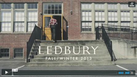 Video: Fall Winter 2013 Collection