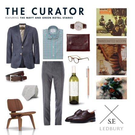 Style File //	The Curator