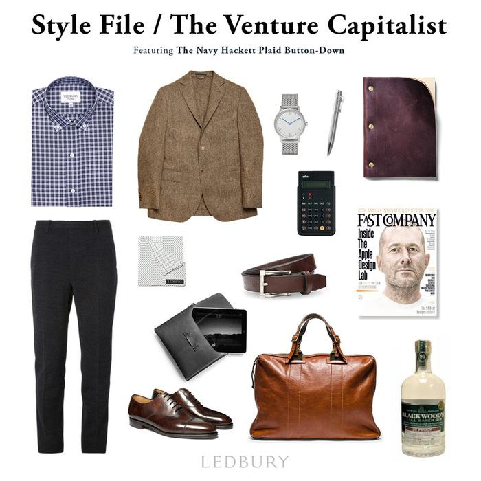 Style File // The Venture Capitalist