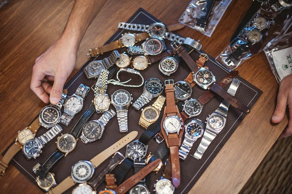 A Guide to Vintage Watches