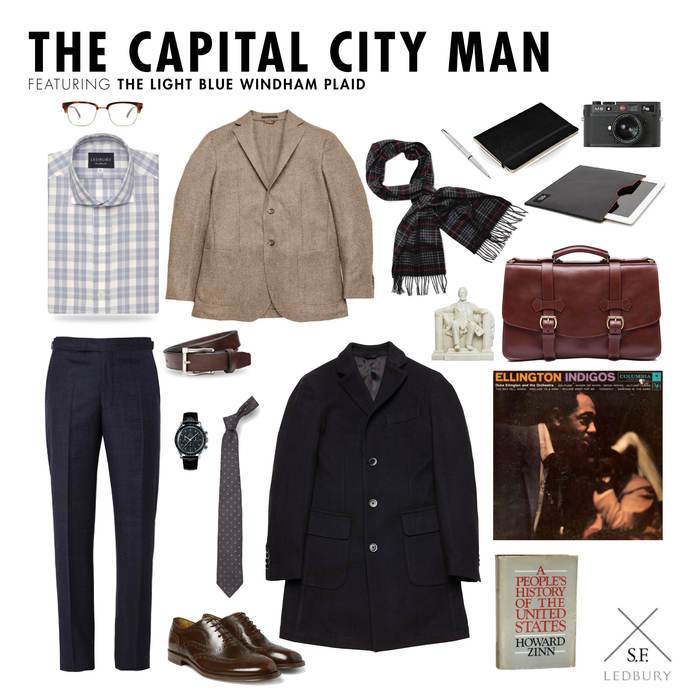 Style File // The Capital City Man