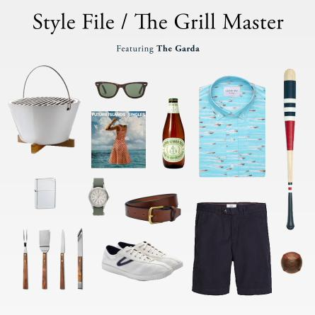 Style File // The Grill Master