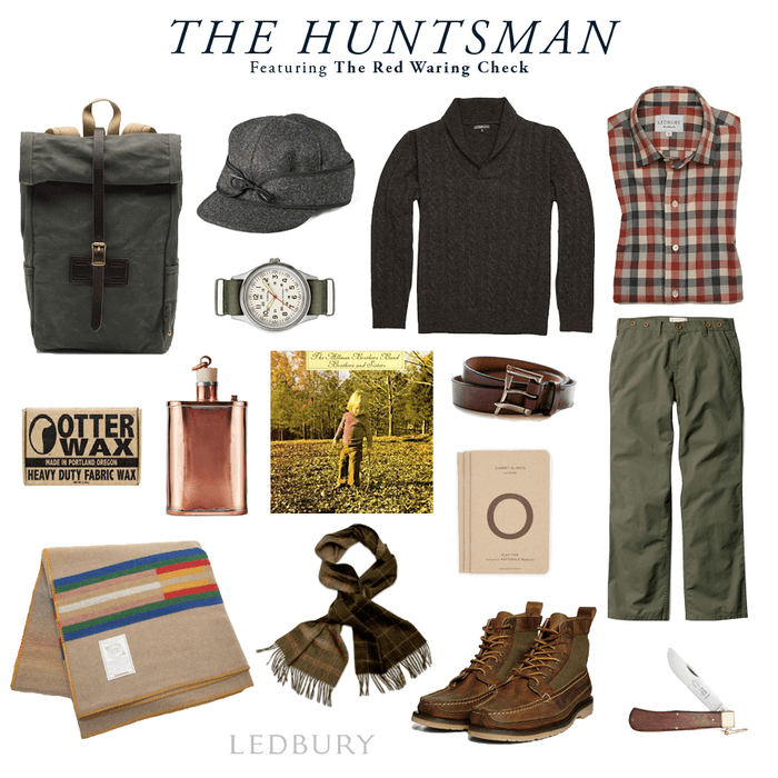 Style File //	The Huntsman