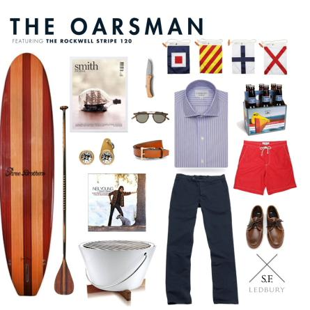 Style File // The Oarsman