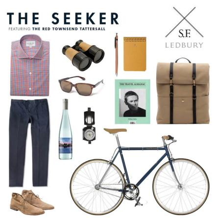 Style File // The Seeker