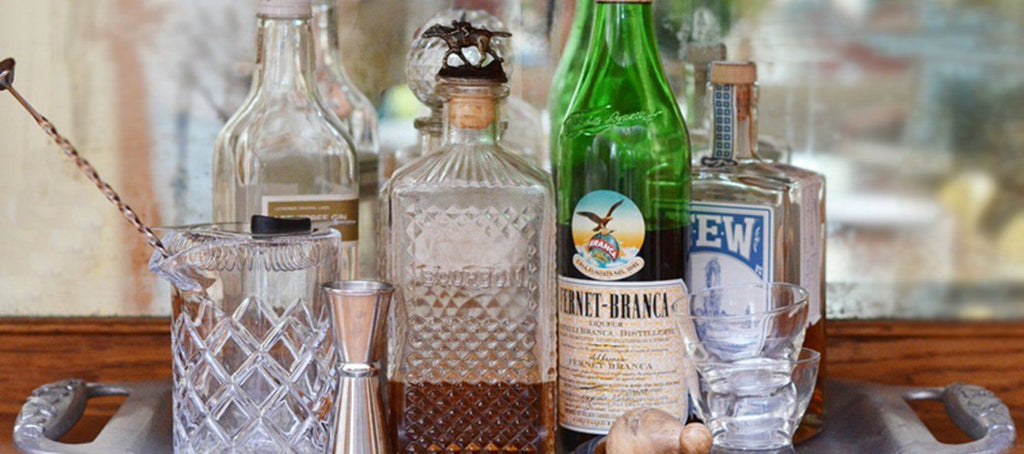 The Art of The Home Bar