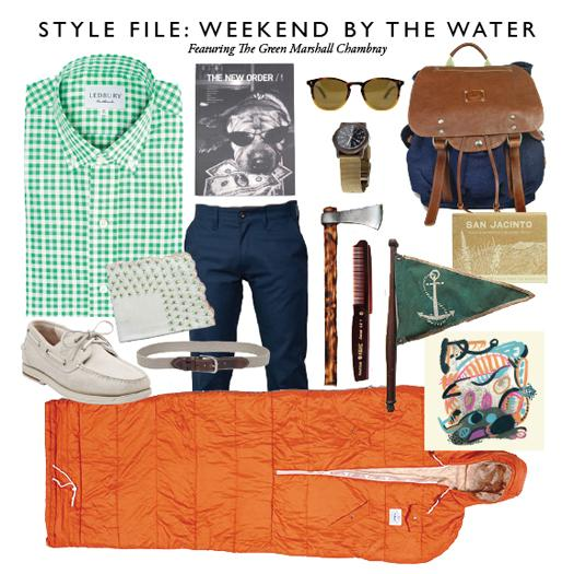Style File // Weekend on the Water