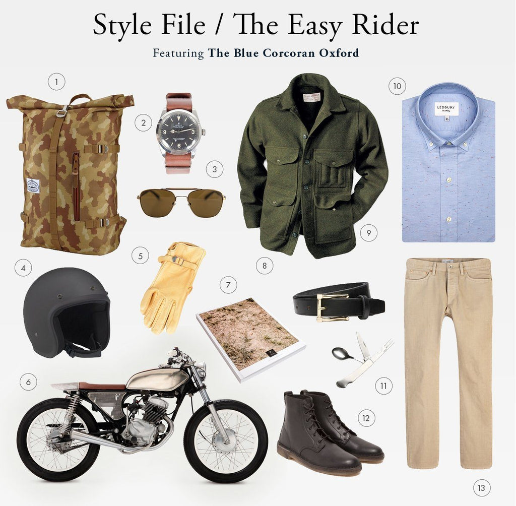 Style File // The Easy Rider