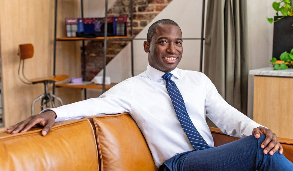 3 Questions with Levar Stoney, Mayor of Richmond, Virginia