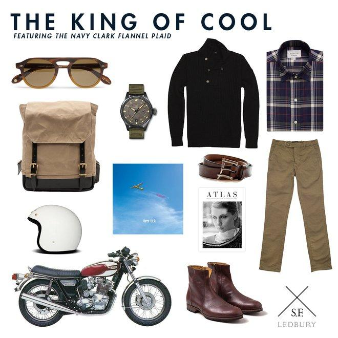 Style File // The King of Cool