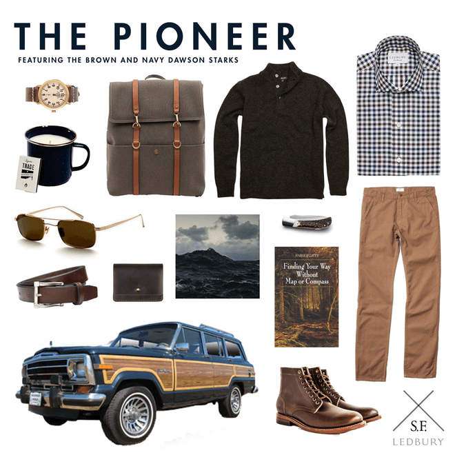 Style File // The Pioneer