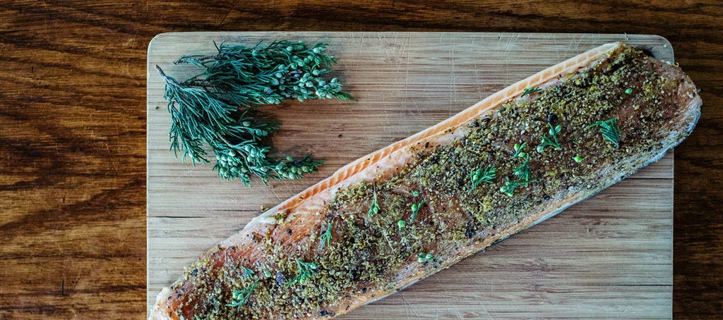 How to Cure Arctic Char with Metzger Bar & Butchery