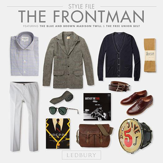 Style File // The Frontman