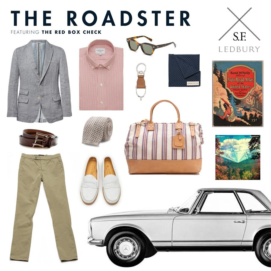 Style File // The Roadster